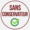Sans conservateur