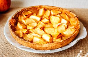 La Tarte aux Pommes BIO
