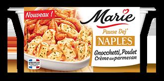 Gnocchetti, Poulet Crème au parmesan