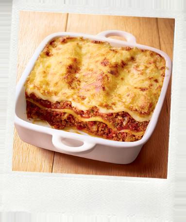 Lasagnes à la Bolognaise BIO
