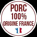 Porc 100% Origine France