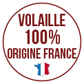 Volaille 100% Origine France