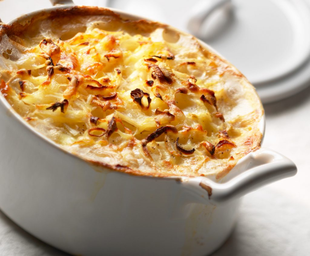 Recette Marie Gratin Dauphinois