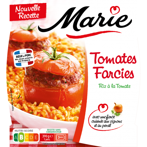 Tomates farcies Marie