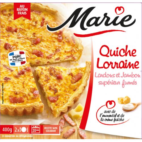 Quiche Lorraine  Marie
