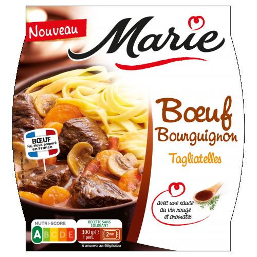 Bœuf Bourguignon Marie