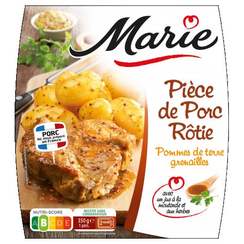 Pièce de porc rôtie Marie