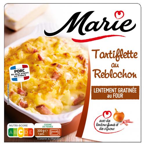 Tartiflette au Reblochon Marie
