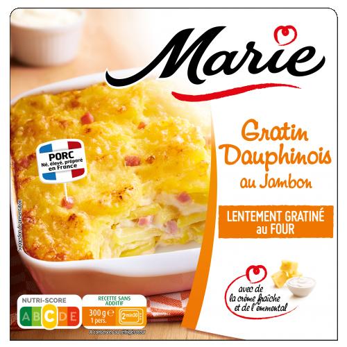 Gratin Dauphinois Marie