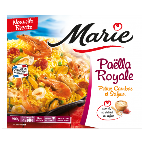 Paëlla Royale Marie