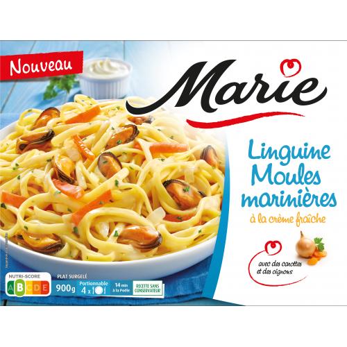 Linguine moules marinières Marie