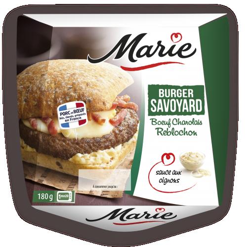 Burger Savoyard Marie