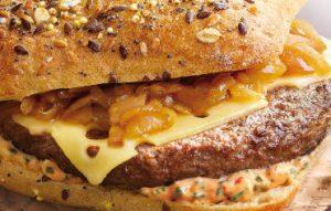 Grand burger Campagnard Marie