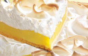 La tarte au citron meringuée Marie