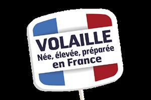 Marie Volaille née élevée et préparée en France